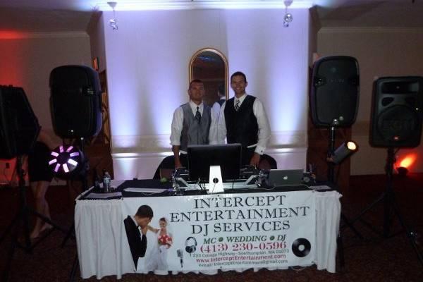 DJ Services in Western MA