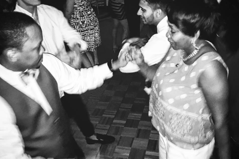 Dance all night!