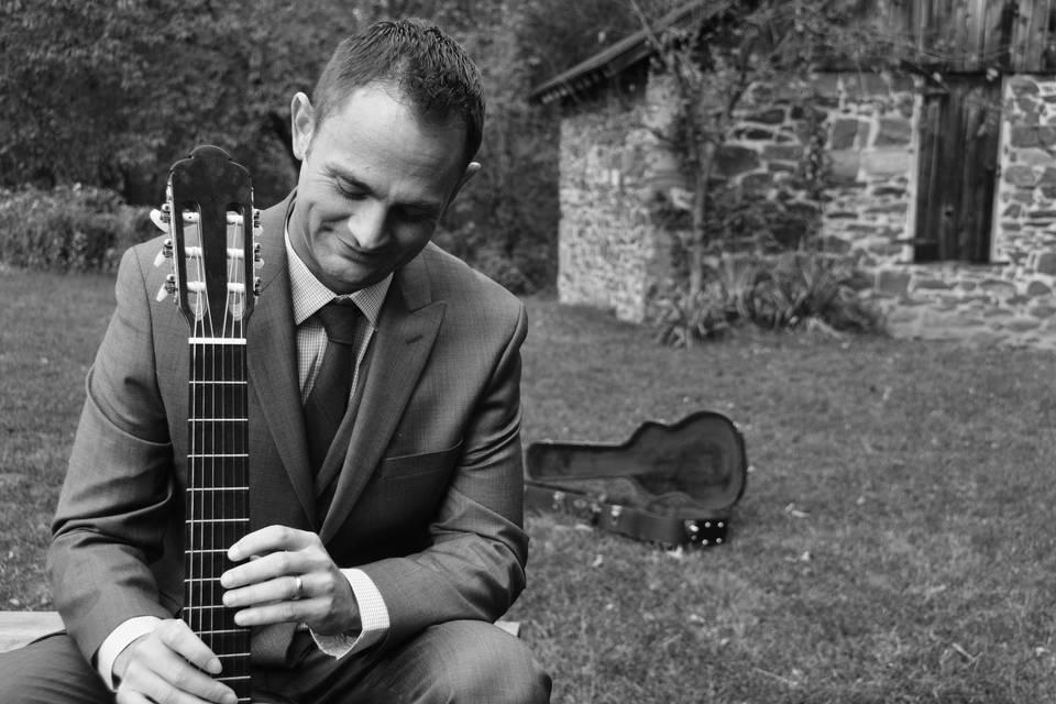 Christopher Wyton Guitar