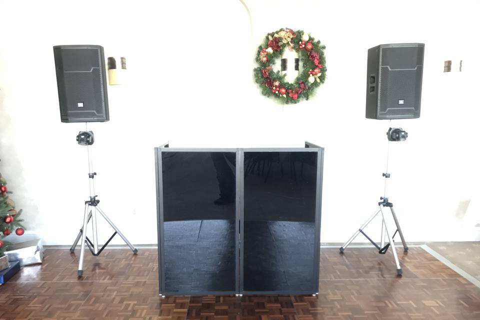 Standard setup