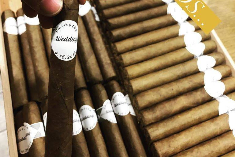 Have Your Cigars Personalized!