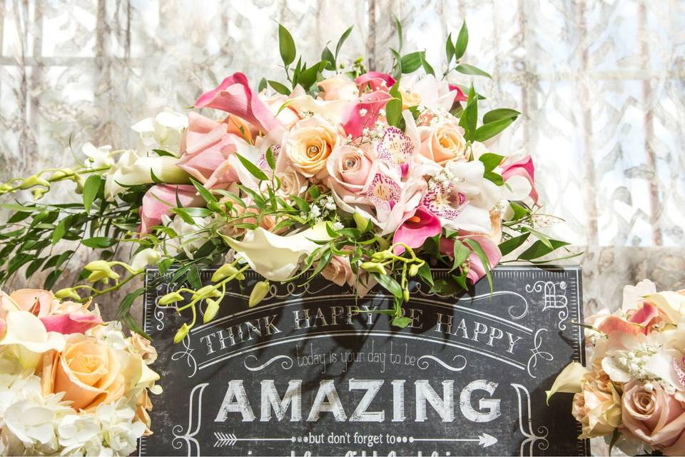Beautiful Cascade Bouquet