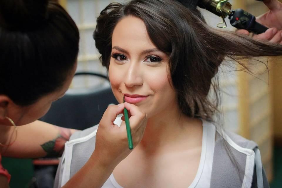 Makeup Mau Loa