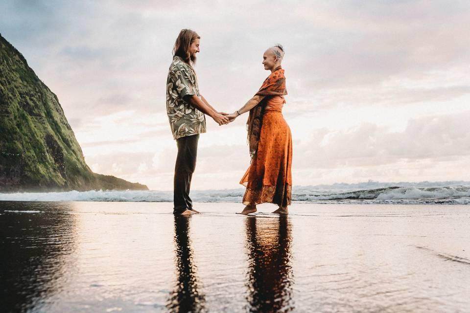 Engagement session in Waipio