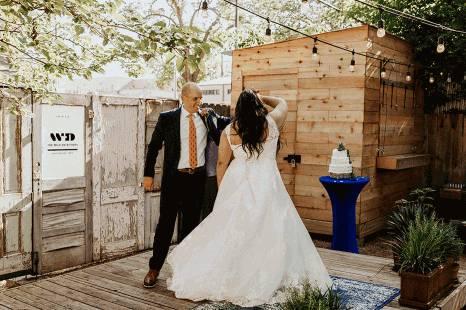 Wedding dance choreo