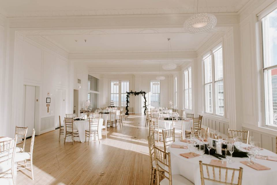The Cannon Room