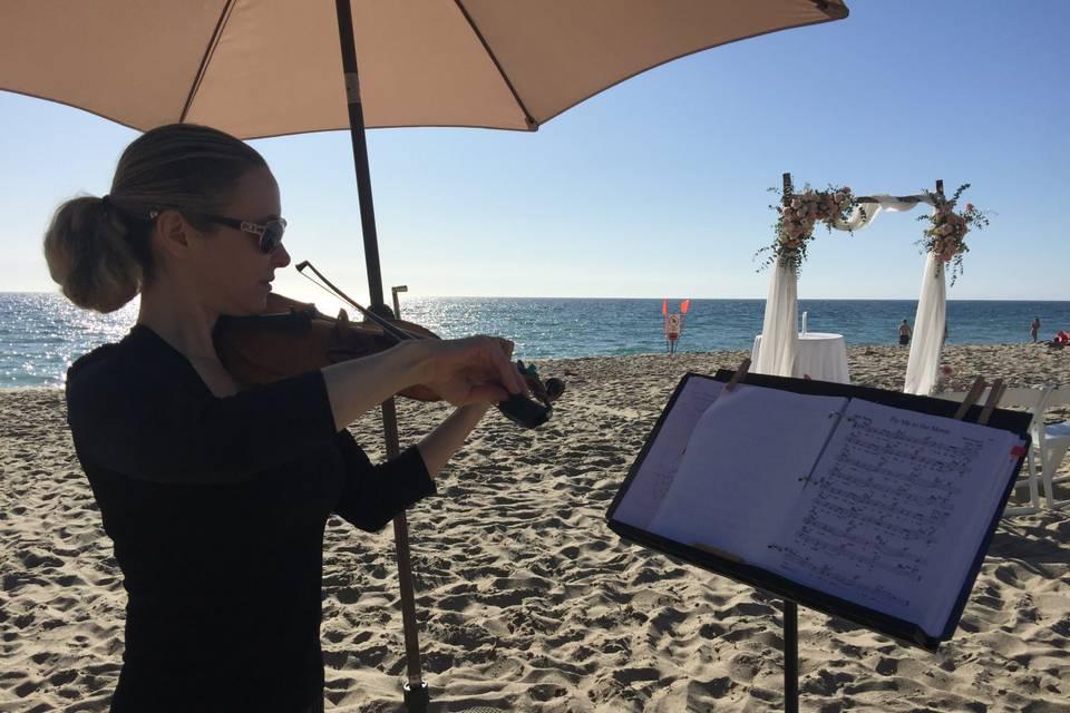 Beach Wedding! (Malibu, CA)