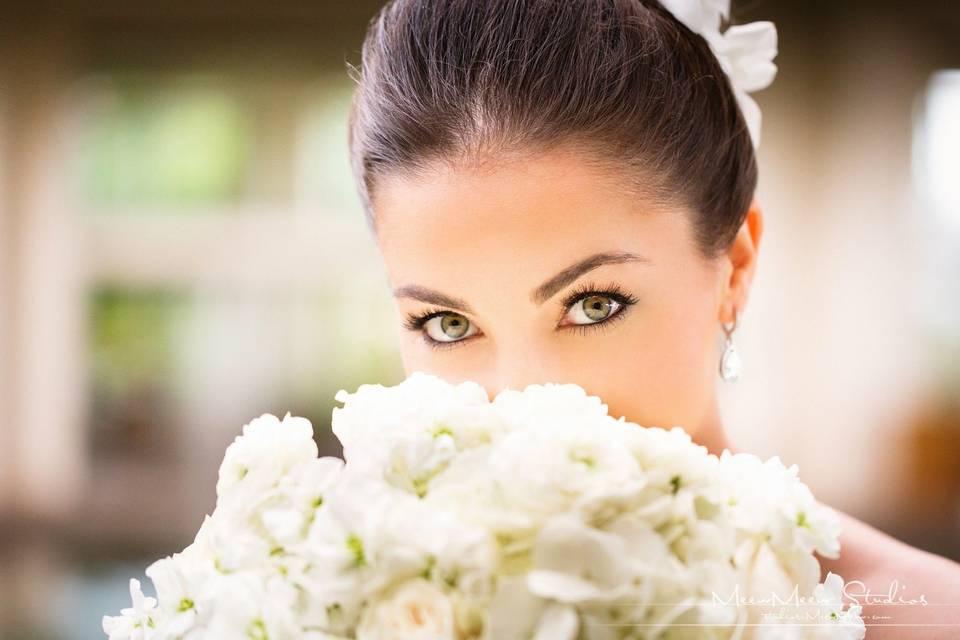 Wedding Hair Maui Style