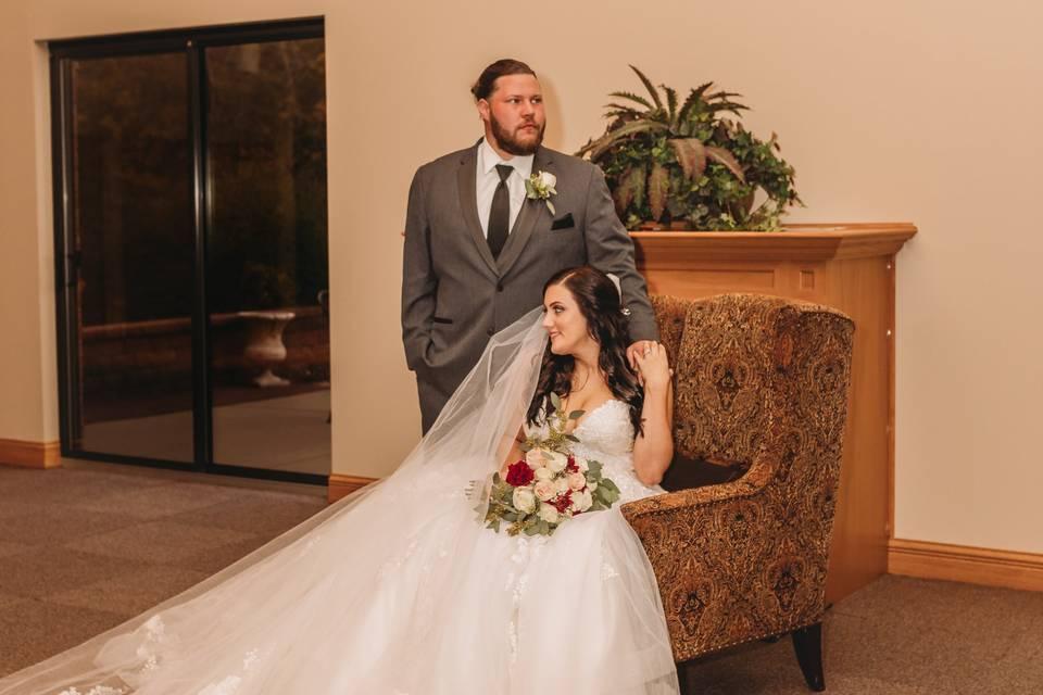 Fall + Vibrant Wedding