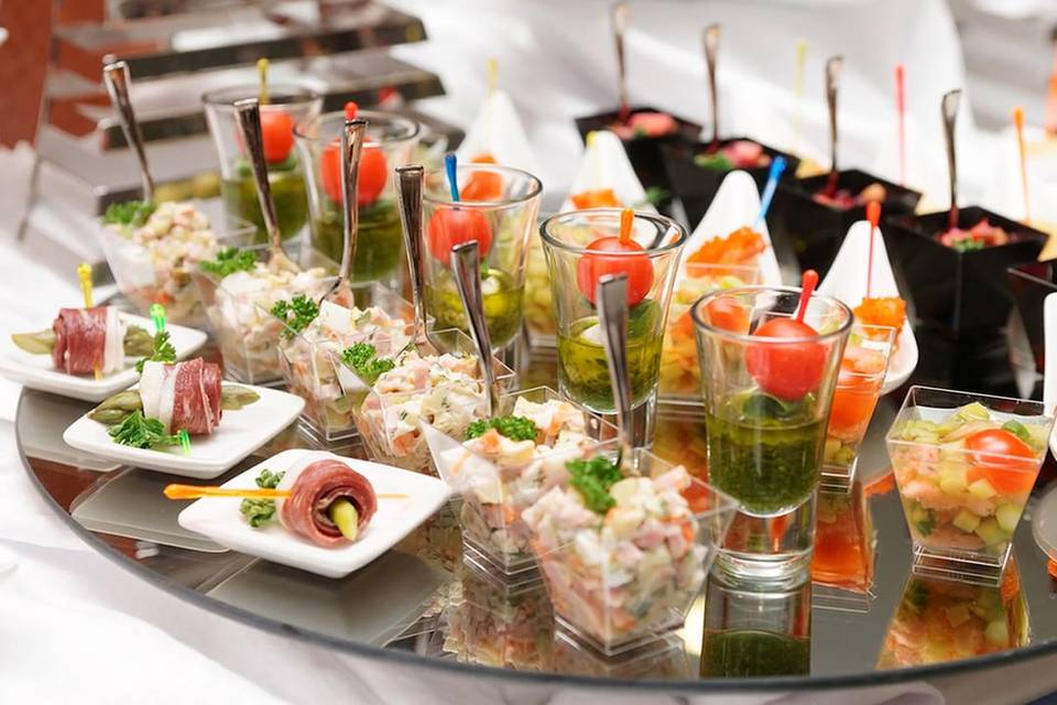 Mini Hors d'oeuvres