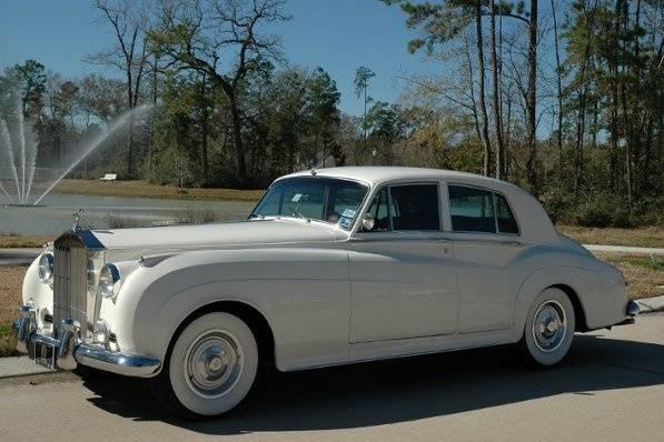 1960 Rolls Royce Cloud II-