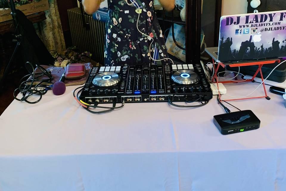 DJ Lady FX
