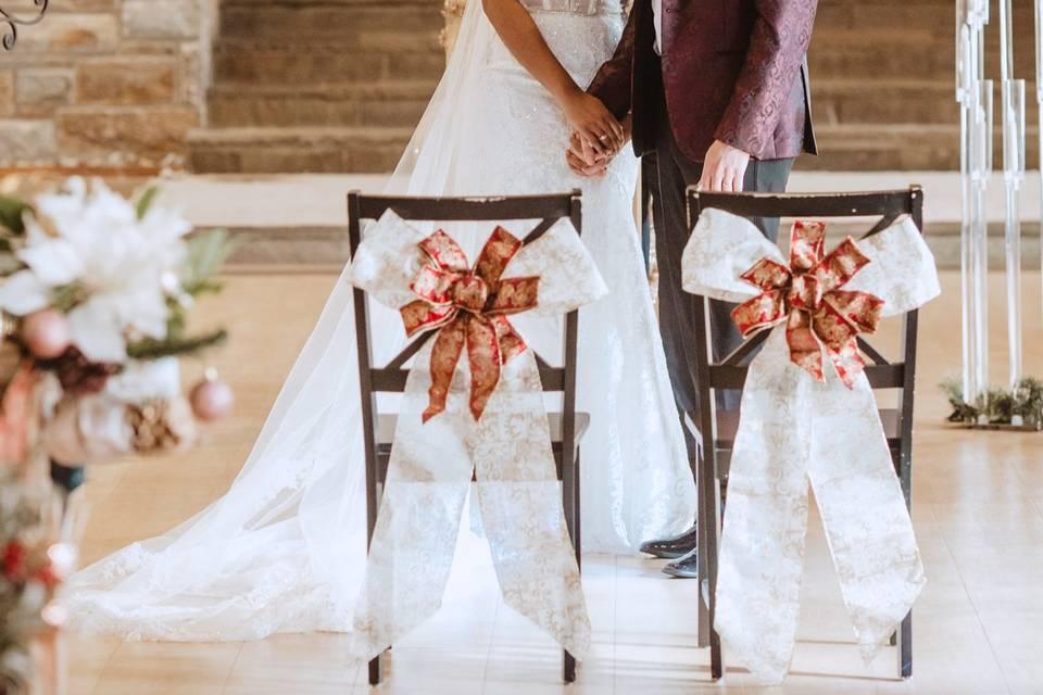 The Labbe's Wedding 12/27/20