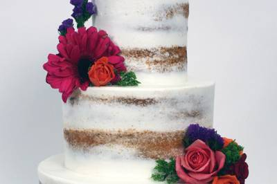 Vibrant floral design