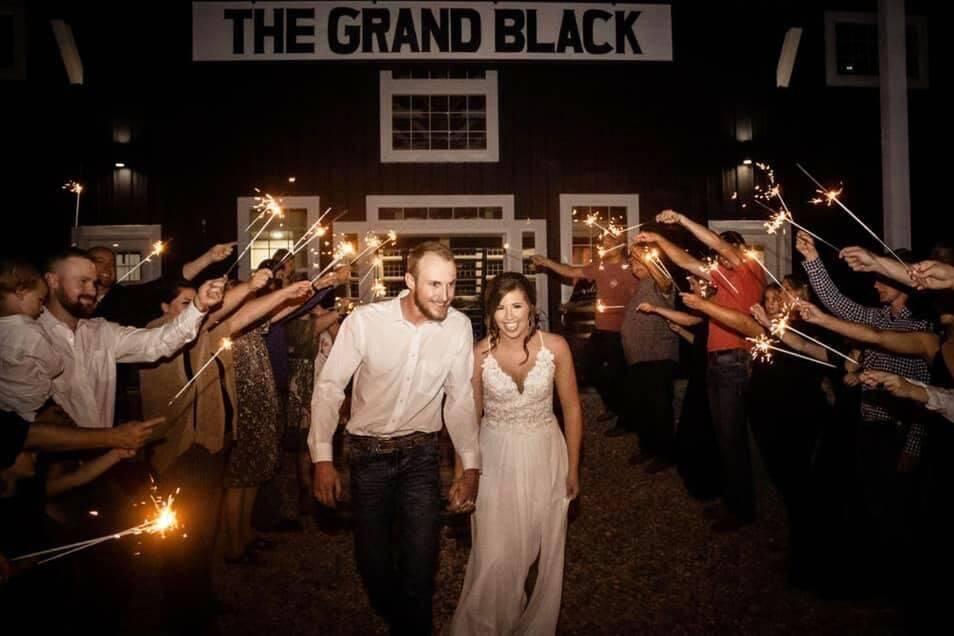 THE GRAND BLACK