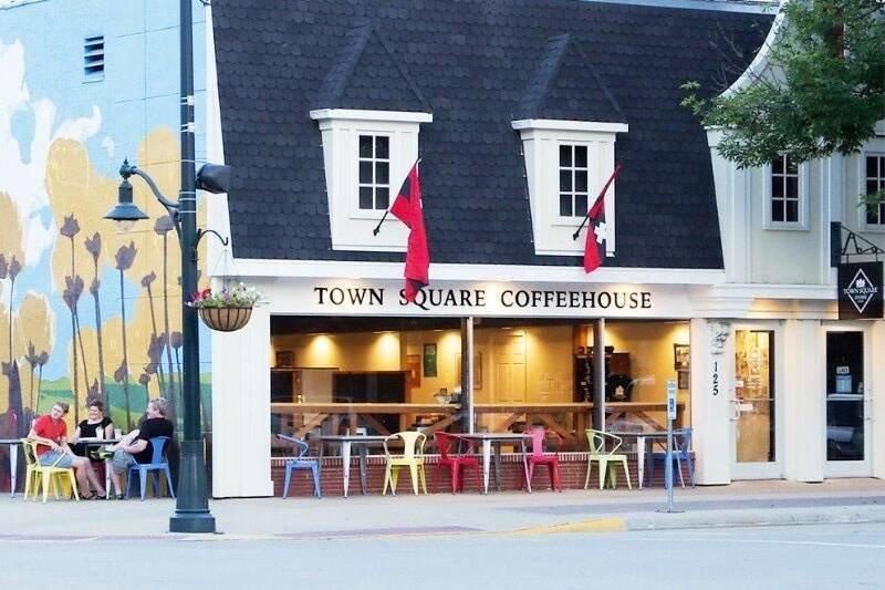 Townsquare Coffeehouse + Kitchen