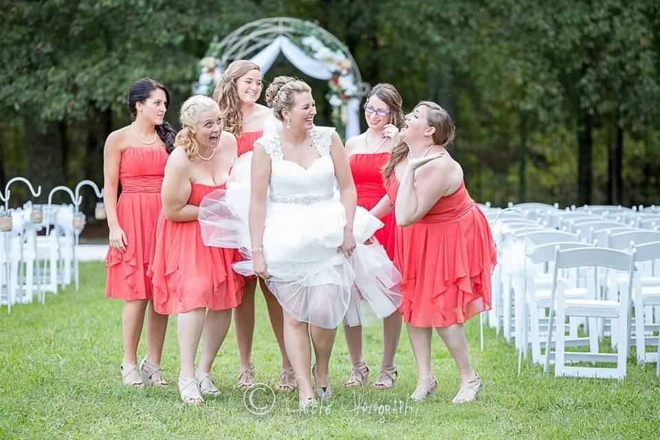 Porche Weddings & Special Events