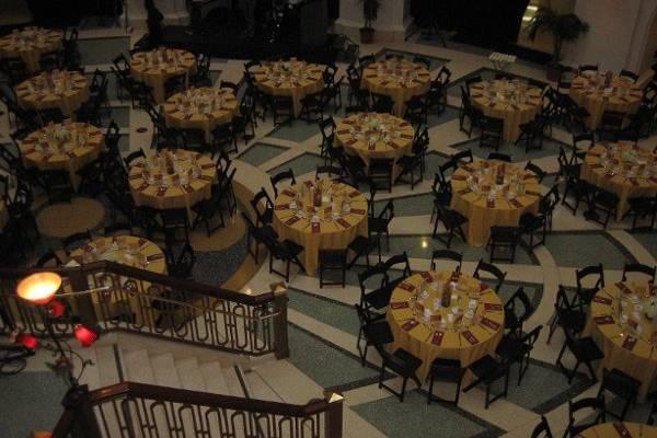 Rotunda soiree