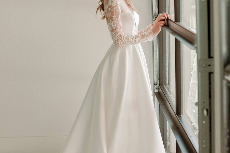 The Amalia Gown Editorial