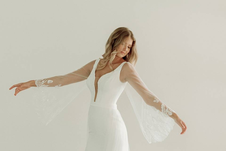 The Willow Gown
