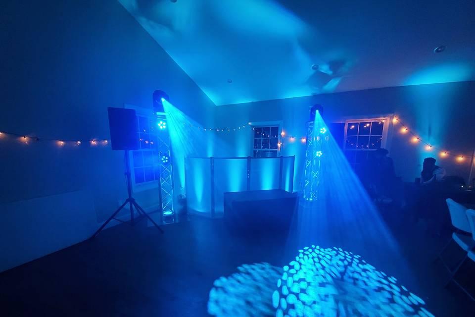 Moving Head Dance Floor Lights