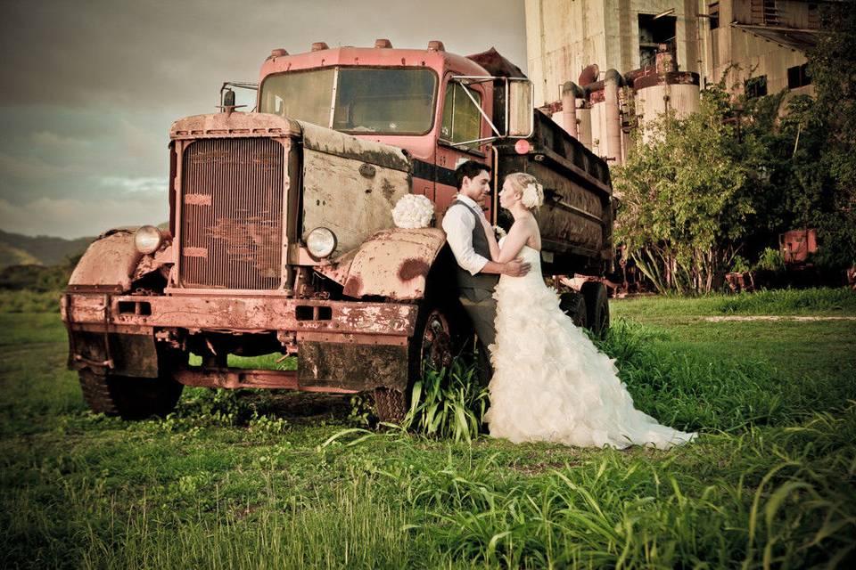 Kauai Wedding Photography by Sam Mitzel