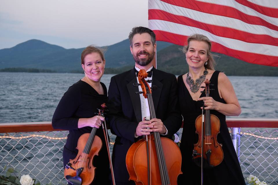 Tania Susi Music- string trio