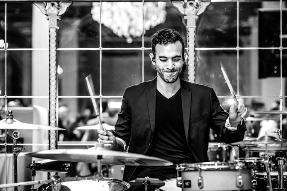 DJ + Drummer