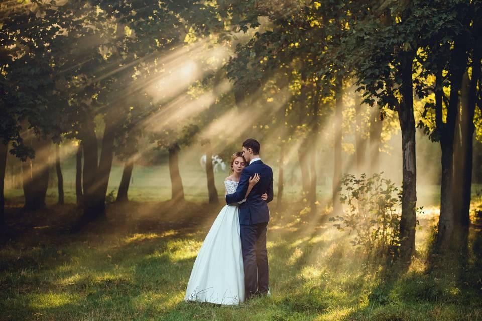 Fairytale moment