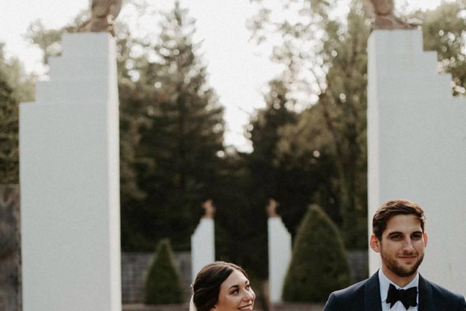 An unforgettable bride