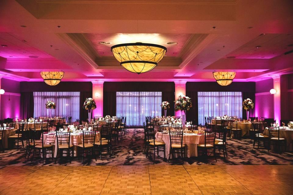 All New Tiffany Ballroom