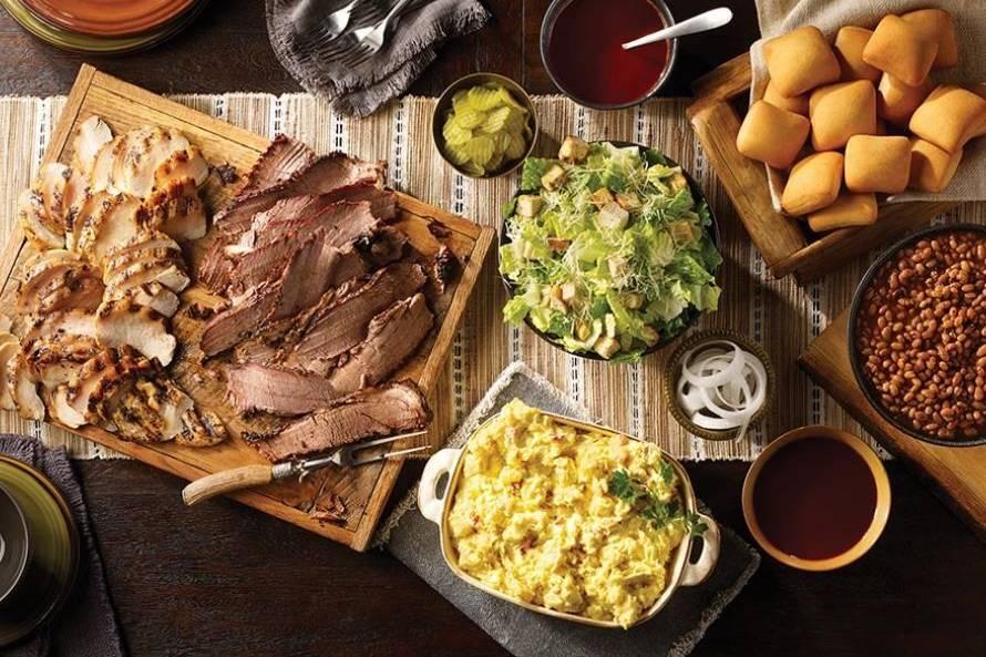 Southern comfort food