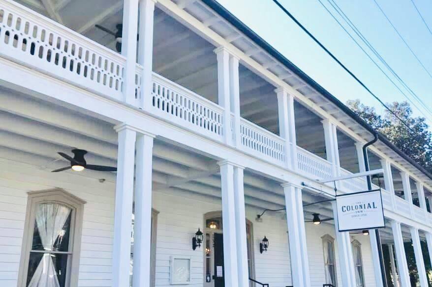 The Colonial Inn