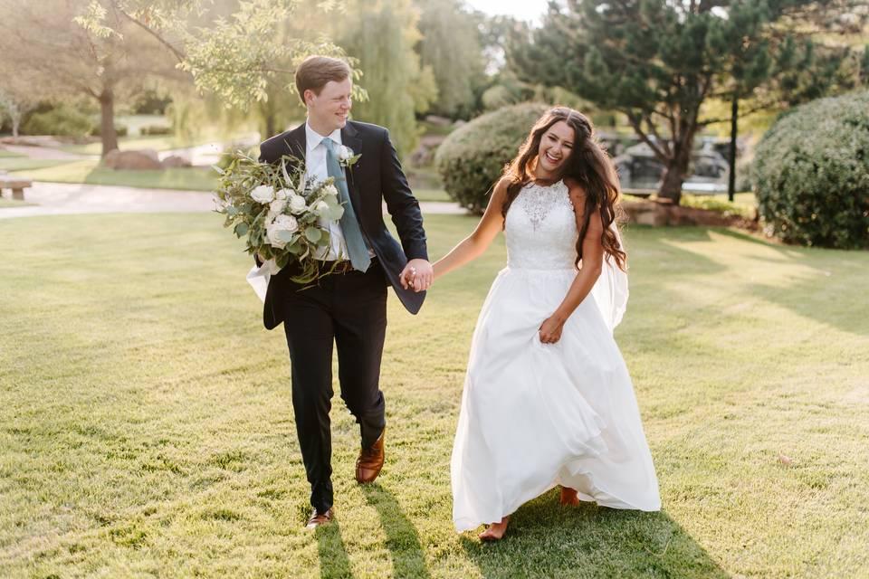Coles Garden Wedding