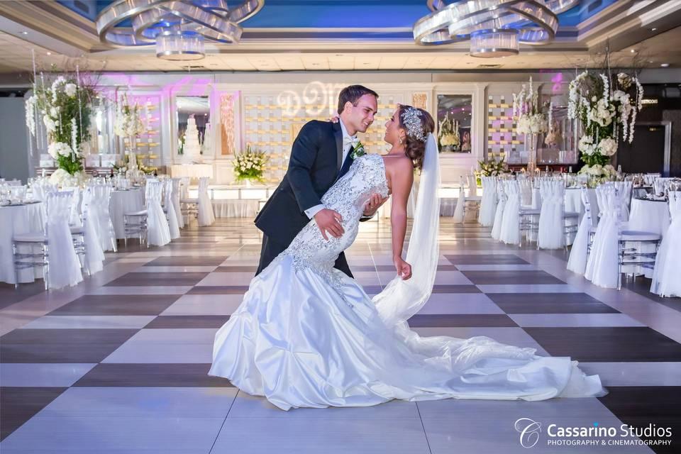Russo's Wedding Couple
