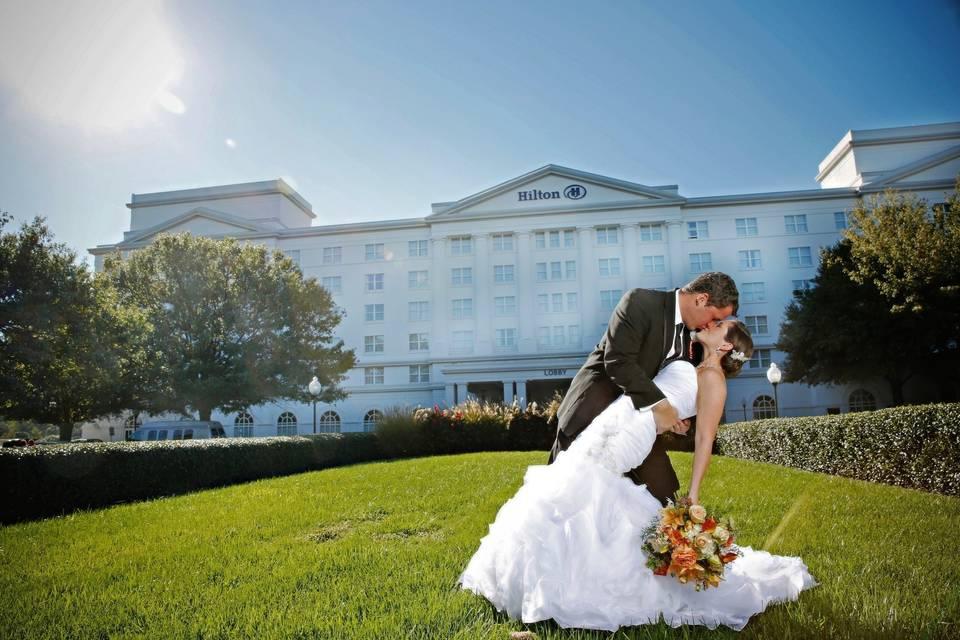 Hilton Atlanta/Marietta Hotel and Conference Center