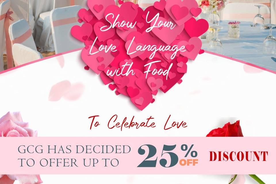 2021 Wedding Bookings Offer
