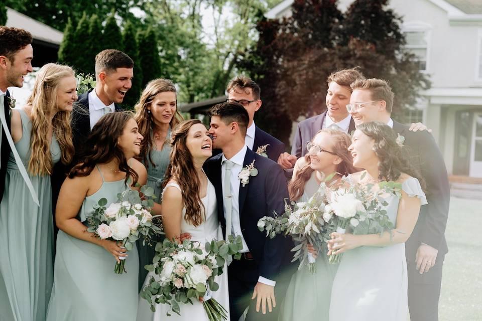 Lexington Kentucky Wedding