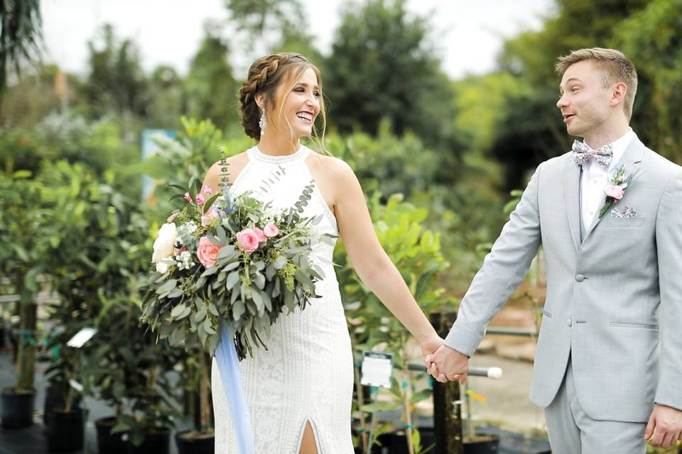 Spencer Wadlington Wedding Vid