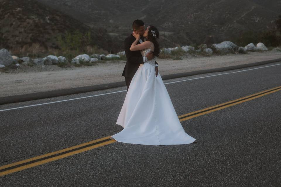 Street Couple Photography
