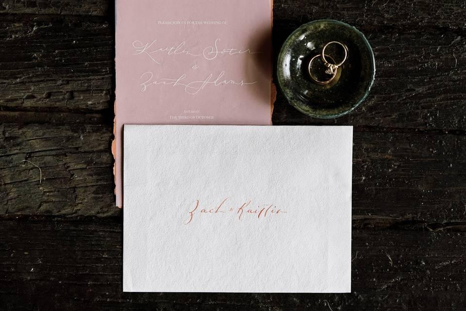 Ethan Zuck Calligraphy