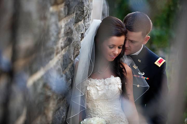 West Point Thayer wedding