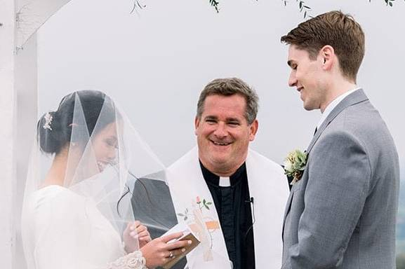 Weddings and Ceremonies with Pastor Chris