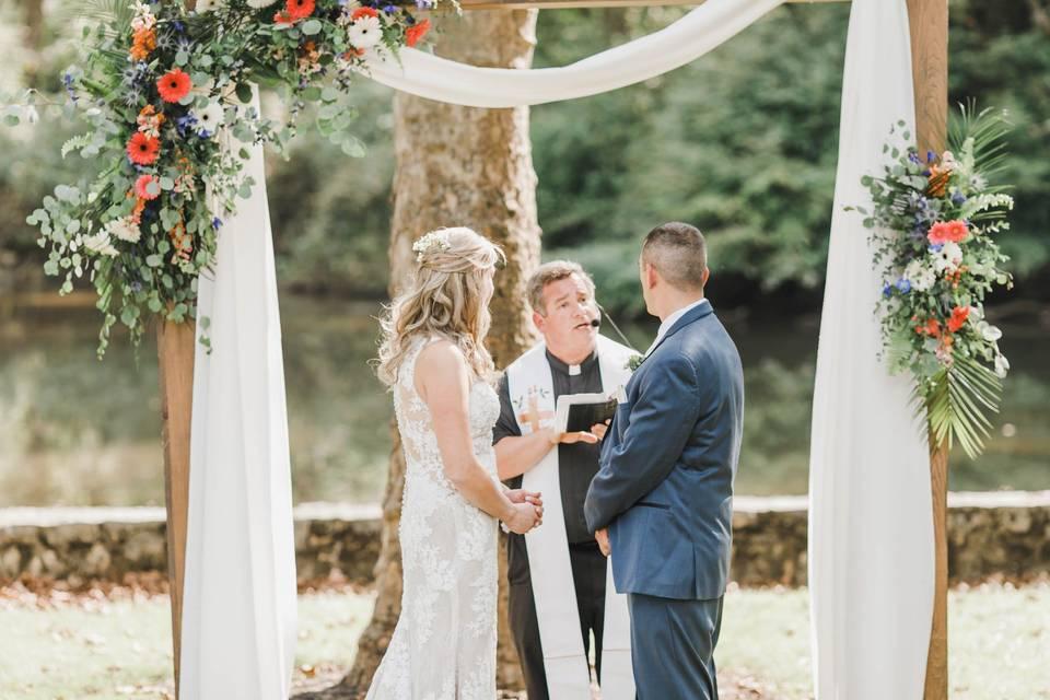 Wedding at Allenbury