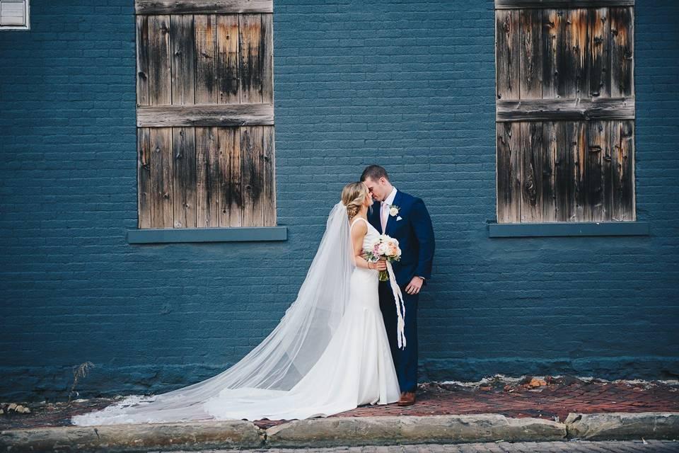Newlyweds - AZAR Photography