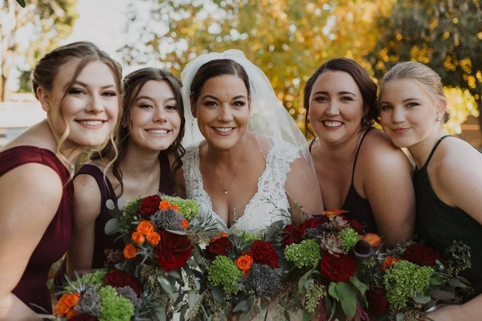 Winter Wedding AZ