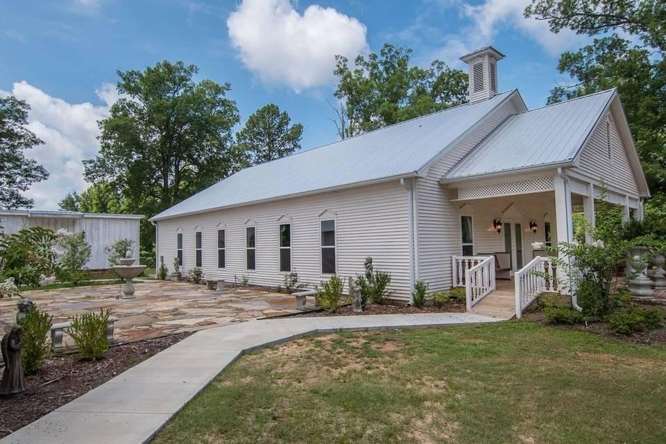 Graye Gardens Wedding Chapel
