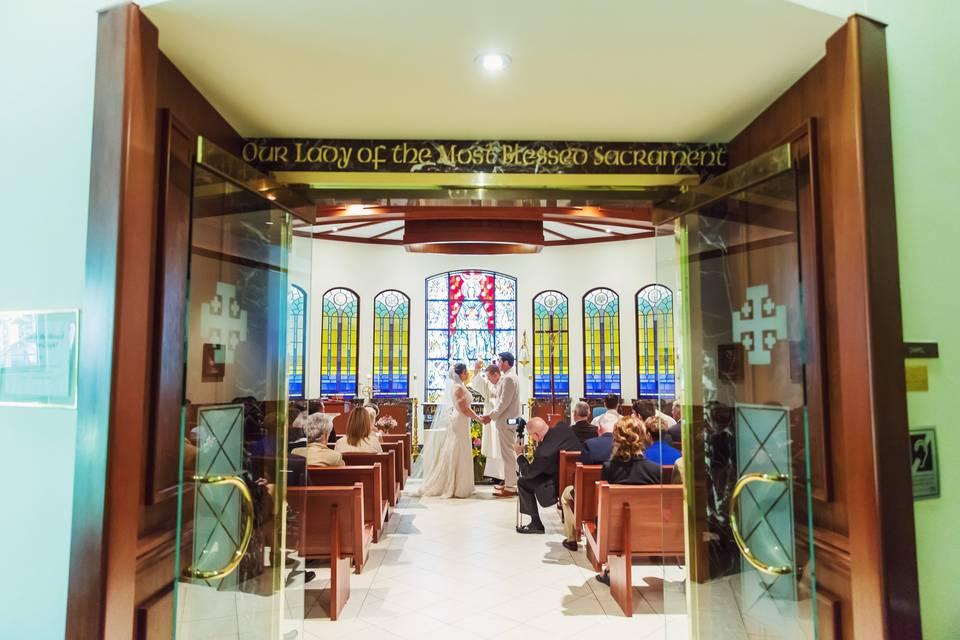 Chapel - Lunahzon Photography
