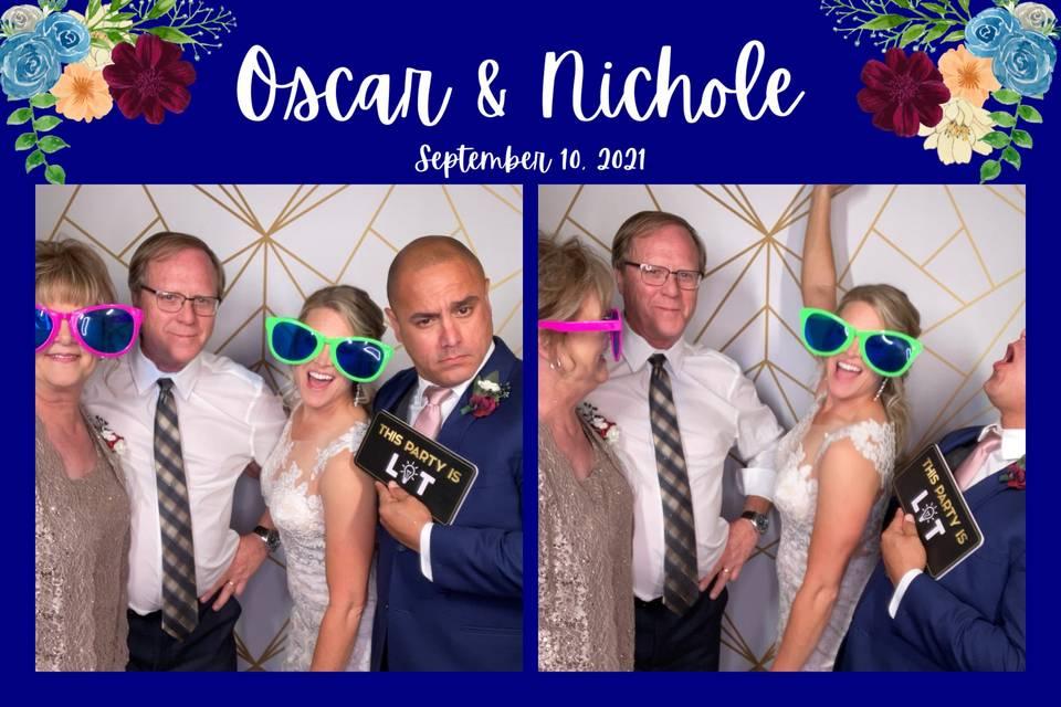 Oscar & Nichole 9/10/21