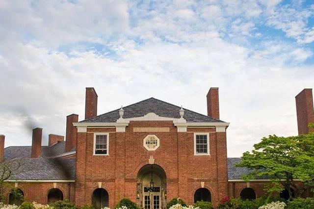 The Lawn club mansion